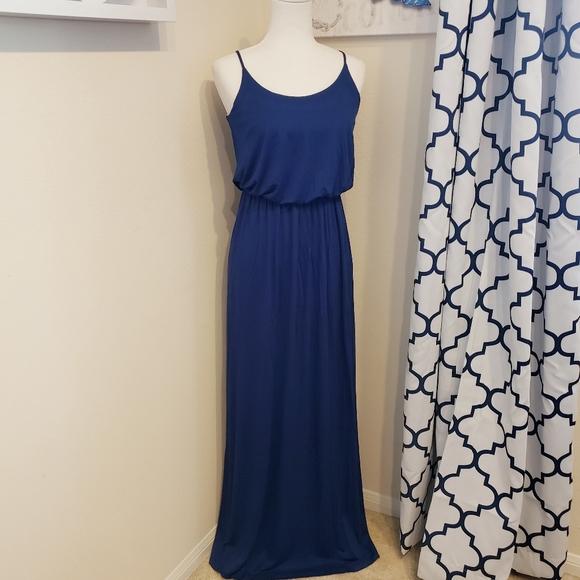 Lush Dresses & Skirts - Lush Royal Blue Maxi Dress